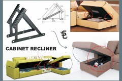 RECLINER CABINET